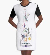Vestido camiseta Torre de los Cuatro Vientos