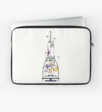 Tower of the Four Winds Laptop Sleeve