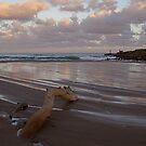 SEA SIDE SUN SET by Marie Strydom