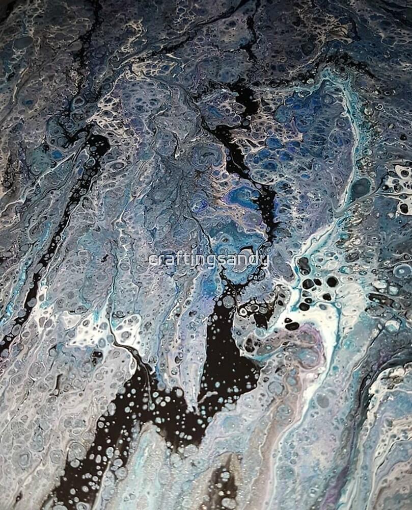 Celestial Blue by craftingsandy