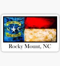 Rocky Mount, NC Sticker