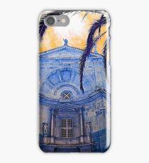 Cadiz Blue iPhone Case/Skin