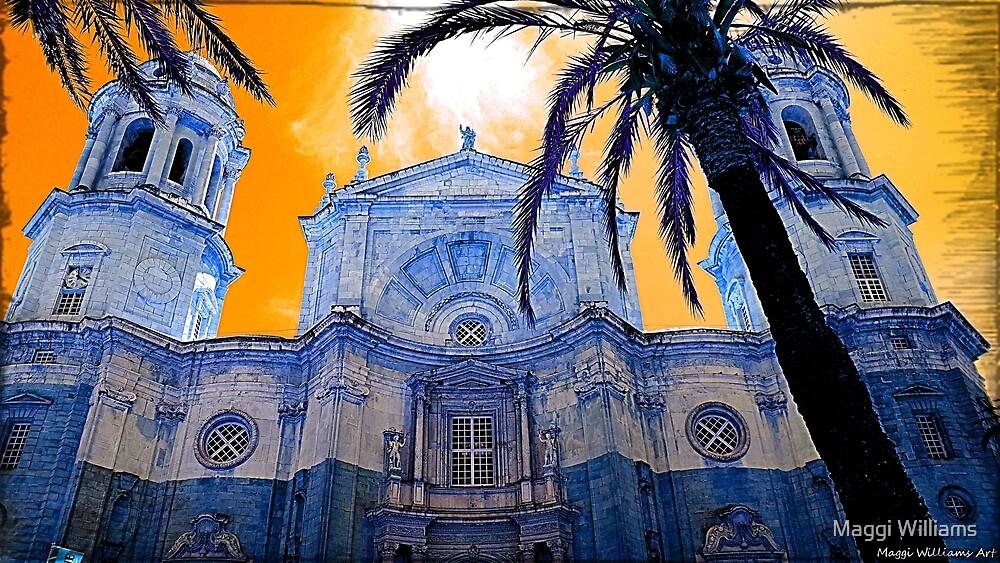 Cadiz Blue by Maggi Williams