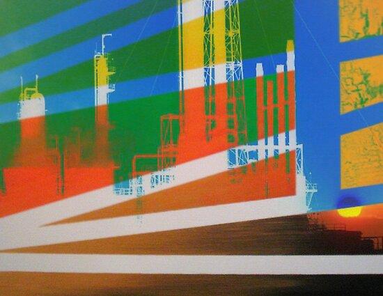 Industrial Chic by BoogieBurn