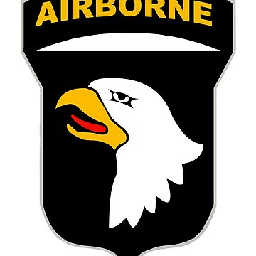 101st Airborne Insignia by Spacestuffplus