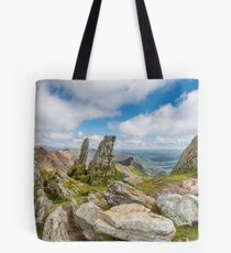 View from the Summit Tote Bag