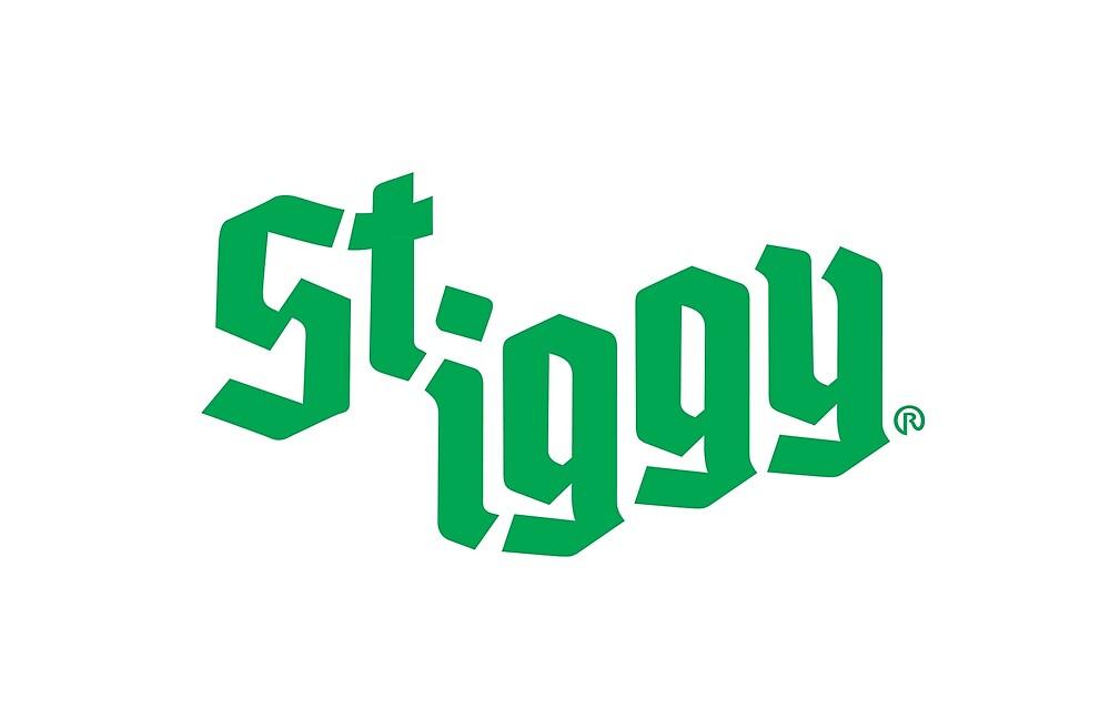 St. Iggy (St. Ignace, Michigan) Green by shockbeton