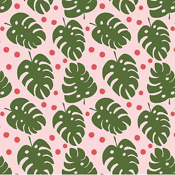 Polka Dot Palm by bckueser