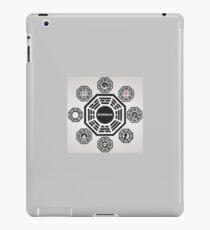 Lost's Dharma Initiative iPad Case/Skin