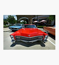 1967 Cadillac Sedan Deville - 2 Photographic Print