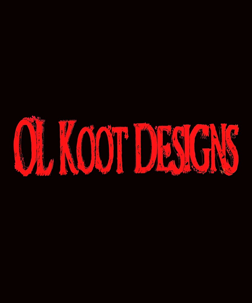 Ol Koot Logo by Ol Koot Designs