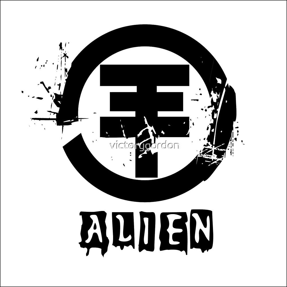 Logo TH Alien by victorygordon