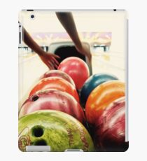 Going Bowling iPad Case/Skin