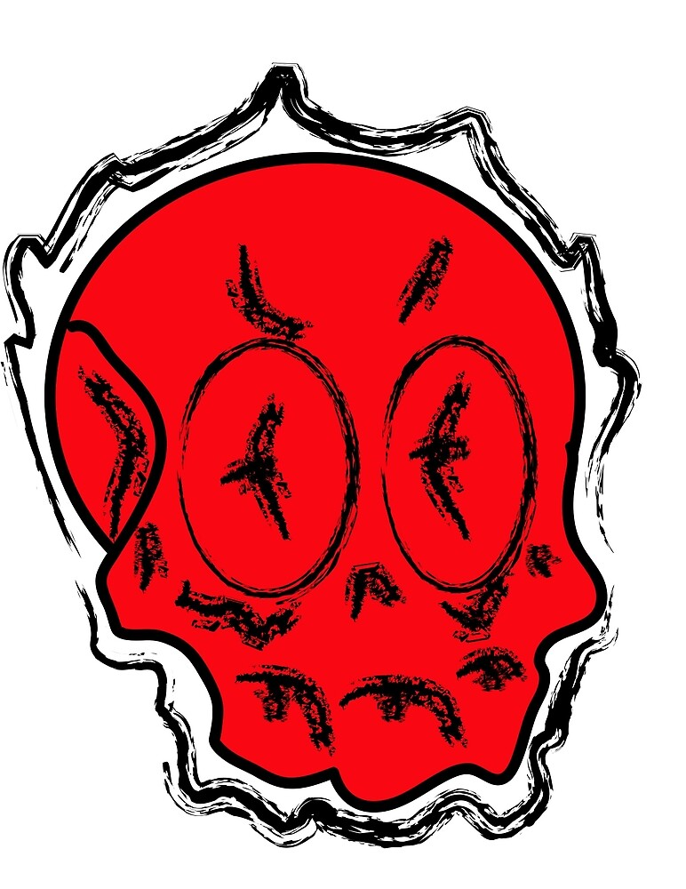 Red Skull by djzombie