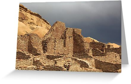 USA New Mexico Chaco by eickys