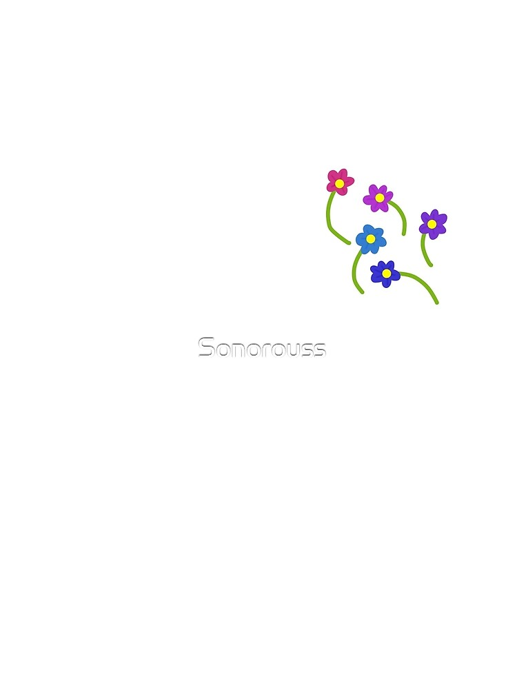 Flowers by Sonorouss