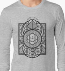 Ultra Sacred Geometry Long Sleeve T-Shirt