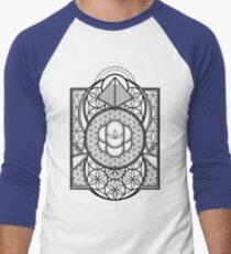 Ultra Sacred Geometry Men's Baseball ¾ T-Shirt