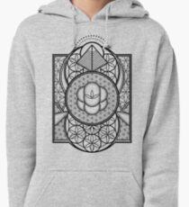 Ultra Sacred Geometry Pullover Hoodie