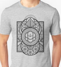 Ultra Sacred Geometry Slim Fit T-Shirt