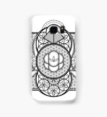 Ultra Sacred Geometry Samsung Galaxy Case/Skin