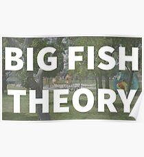 'Big Fish in Ramona' Poster