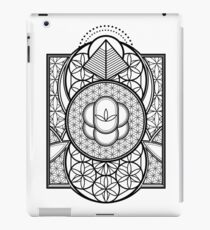 Ultra Sacred Geometry iPad Case/Skin