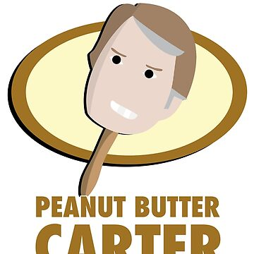 Peanut Butter Carter by utahgraphics