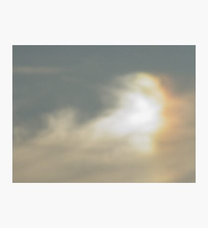 Sun Dog ! Photographic Print