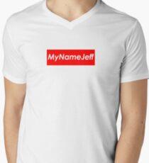My Name Jeff Hypebeast T-Shirt