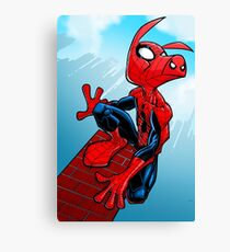 Spider-Ham Canvas Print