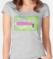 Wynonna Earp - Plan B (Green) | OTTees Women's Fitted Scoop T-Shirt