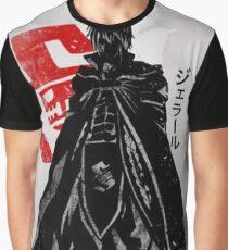 Crime  Graphic T-Shirt