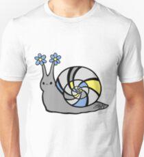White Tiger Snail T-Shirt