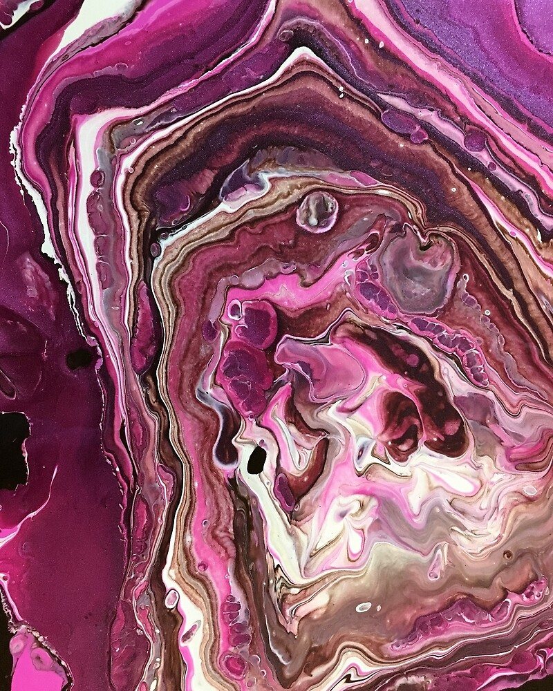 Raspberry Truffle by Emily Meder