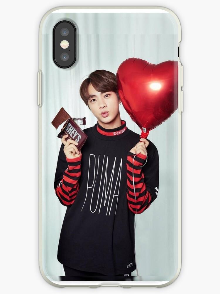 BTS Love - Jin by chani-ah