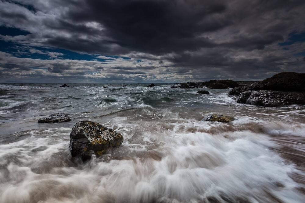 Storm Brewing by Stuart Marshall