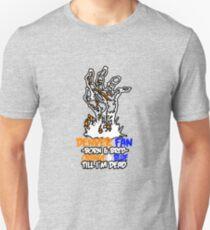 Denver Fan Born & Bred Football   Unisex T-Shirt