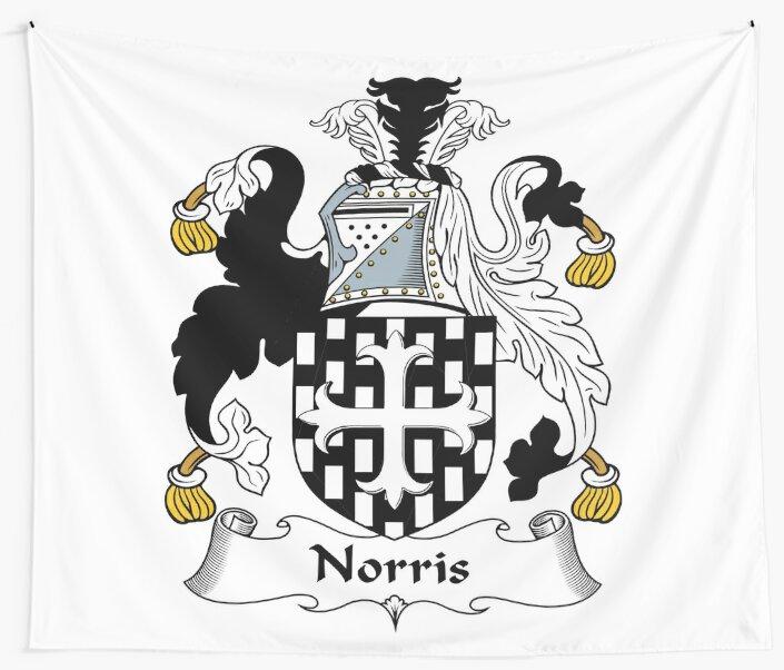Norris or Norreys II by HaroldHeraldry