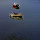 Two Boats by kiri