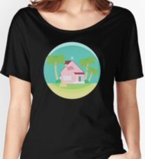 Kame House Minimalist Women's Relaxed Fit T-Shirt