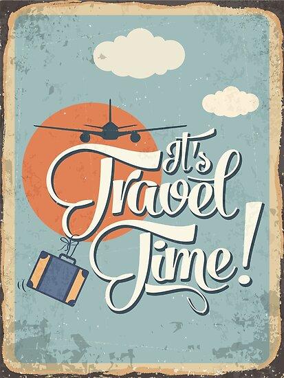 It's Travel Time by stylebytara