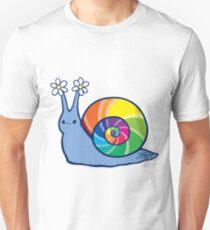 Rainbow Snail T-Shirt