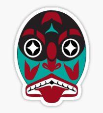 Sacred Tongue  Sticker