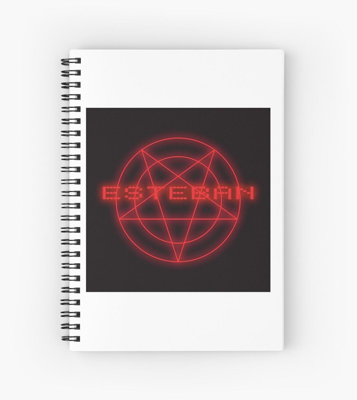 Esteban Pentagram from Evilspeak by OculusOrbus