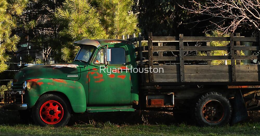 Chevy Farm Truck by Ryan Houston