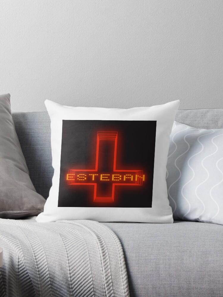 Esteban (Cross) from Evilspeak by OculusOrbus