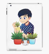 Plant Boy iPad Case/Skin