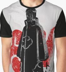Masked  Graphic T-Shirt