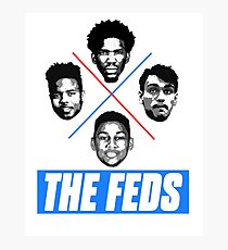 The FEDS Photographic Print